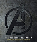 Avengers 1-4 Complete Collection