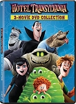 Hotel Transylvania 1, 2 & 3 Movie Collection