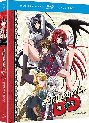 High School DxD: The Complete Series