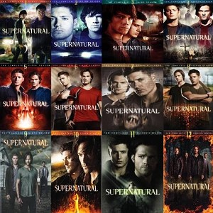 Supernatural The Complete Seasons 1 - 13