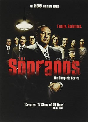 The Sopranos: The Complete Series 1-6